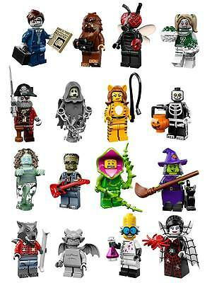 New Lego Minifigures series 14 Monsters You Pick Choose Tiger Girl Fly Zombie