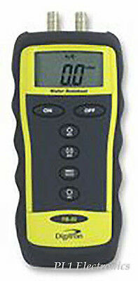 Digitron   Pm80   Manometer, 0-130Mbar, Diff