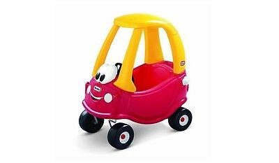 NEW Little Tikes Classic Cozy Coupe Ride on Children Play Toy Car Fun Push Along