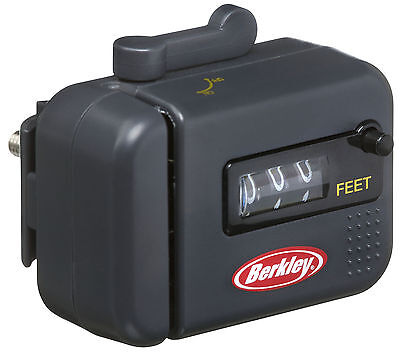 Berkley Fishing Clip On Line Counter - 3 Digit Display Screen - 1318371