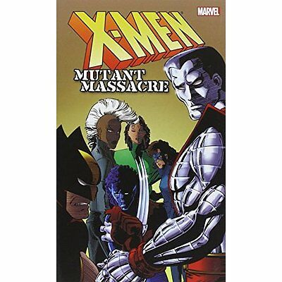 X-Men Mutant Massacre 2e Claremont Simonson Marvel Comics Paperba. 9780785167419