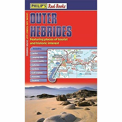 Philip's Red Books Outer Hebrides Philip's Paperback 9781849073233
