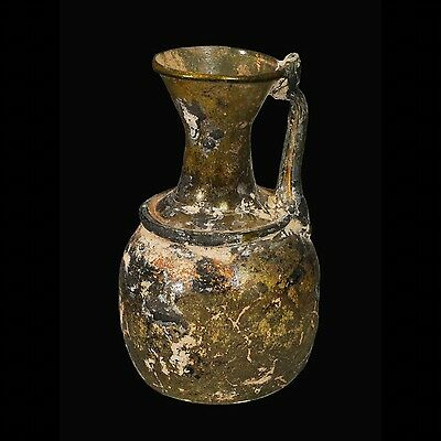 Aphrodite- Ancient Roman Glass Jug