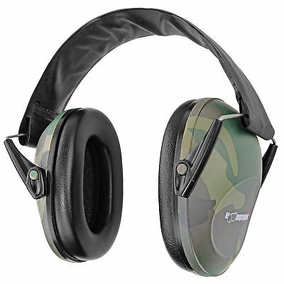 Boomstick Folding Ear Muff Safety Hearing Noise Protection Gun Shooting Camo