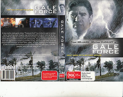 Gale Force-2010-Treat Williams-Movie-DVD