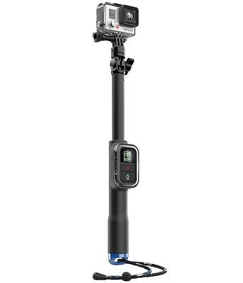 GoPro Pole Monopod with Remote Controller Case & wrist strap for Hero 4 3+ 3 2 1