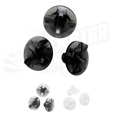 Shoei VFX-W / VFX-WR MX Helmet Visor Screw Set 3pcs  Smoke  Black  White  Clear