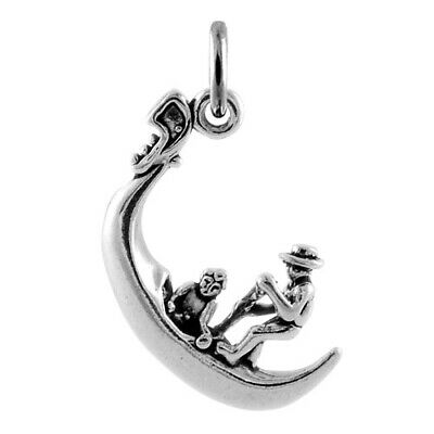 TheCharmWorks Sterling-Silber Shiva CharmanhängerSterling Silver Shiva Charm