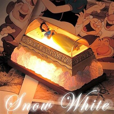 Last stock! Rare! Disney Snow White interior lamp table lanmp SD3324  JAPAN NEW