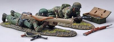 Thomas Gunn Ww2 German Fallschirmjager Fj022A Rocket Men Normandy Mib
