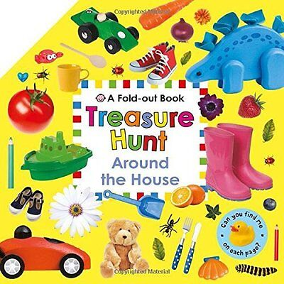 Around the House Roger Priddy Books Board book 9781783411061