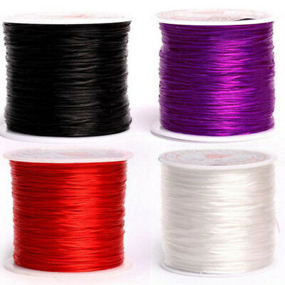 Elastic Stretchy String Cords Threads for Jewelry Bracelets Necklace Making