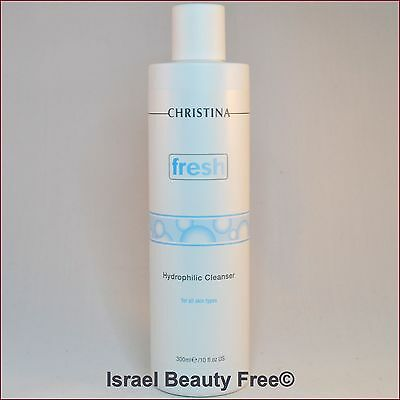Christina Fresh Hydrophilic Cleanser / For all skin types 300 ml
