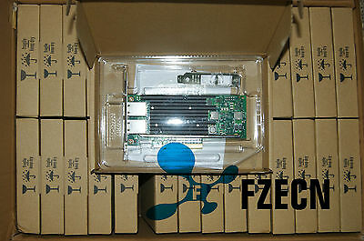 NEW Intel chipset X540-T2 10G Dual RJ45 Ports PCI-E Ethernet Network Adapter
