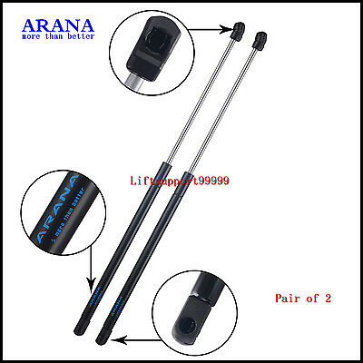 A Pair Front Hood Gas Lift Supports Struts Arms For 2007-2013 Acura MDX