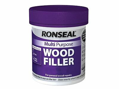 Ronseal - Multi Purpose Wood Filler Tub Medium 250g - 34737