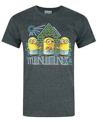 Despicable Me Minions Movie characters Egyptian Men's T-Shirt