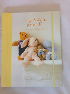 My Babys Journal by Ryland Peters and Small