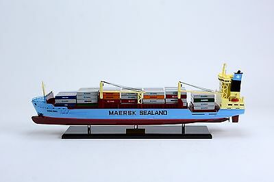 """MAERSK SEALAND Container Ship Model 27"""" NEW"""