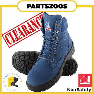 Steel Blue Southern Cross Suede Non-Safety Work Boots 320360