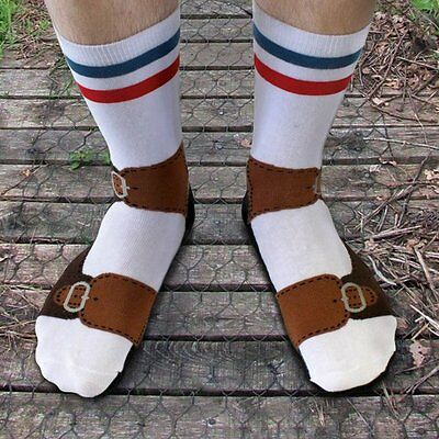 Sandals Socks Sock Sandals - Shoe Men Girls Boys Adults Kids Novelty Fashion