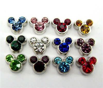10pcs Floating charms For Glass living memory Locket FC0529