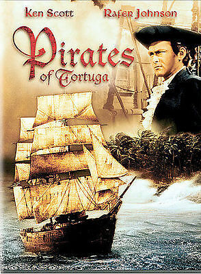 Pirates of Tortuga (DVD, 2004) New