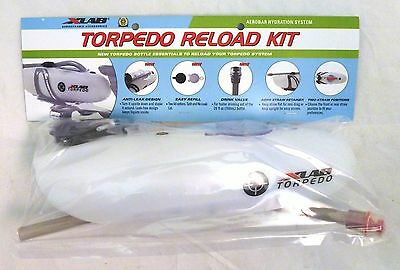 Xlab Torpedo Reload Kit Upgrade Kit Red X-Lab