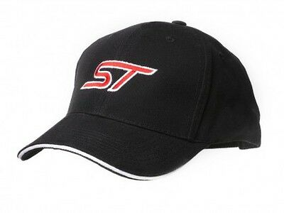 Richbrook Offical Ford St Black Baseball Cap Hat