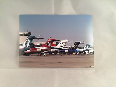 AirTran Airways special livery aircraft collector's print