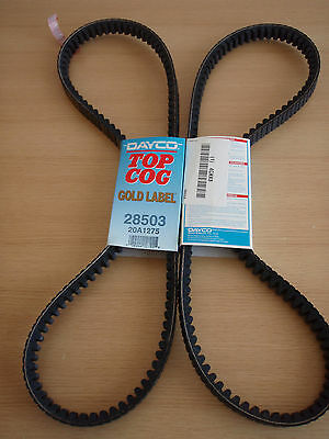 Box of Ten (10): DAYCO Top Cog Gold Label 20A1275 28503 17260 !BD0!