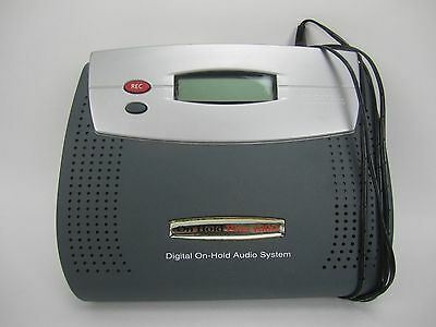 Digital On Hold Plus  4000  Flash Memory W/ AC Adaptor
