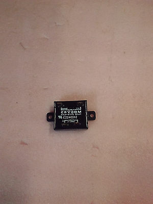 CRYDOM EZ240D12 240VAC 12A Output 3-15VDC Input Solid State Relay