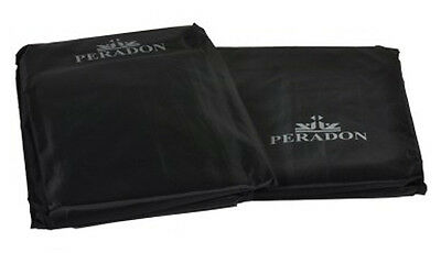Peradon Black Pool / Snooker Covers Available In Different Sizes