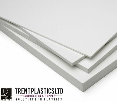 White Matt PVC Foam Sheets Foamex Foamboard Mounting Sign Display Signage Board