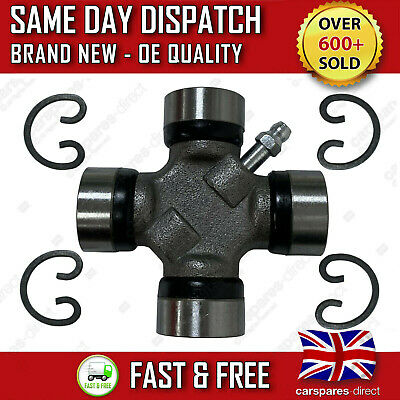 27x75mm FRONT PROPSHAFT UNIVERSAL JOINT FOR NISSAN NAVARA D22 D40 PATHFINDER R51