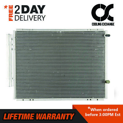 3284 New Condenser For Toyota Sienna 2004 - 2010 3.5 V6 Lifetime Warranty