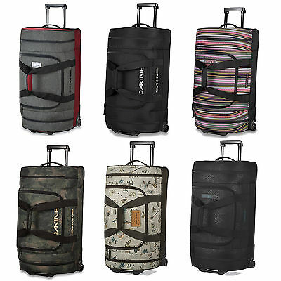 Dakine Duffle Roller 90 Litre Trolley Suitcase Travel Bag Suitcase 2015 NEW