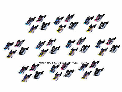 40PK NEW Ink Cartridges for LC75 for Brother MFC-J280W MFC-J425W MFC-J430W