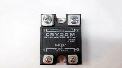 Crydom D4D07 Solid State Relay 400V AC DC 7 Amp