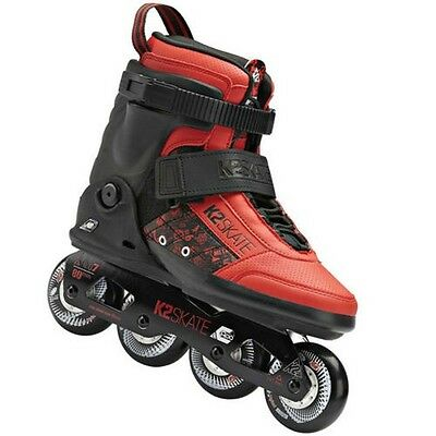 K2 IL Capo (80mm/84A) – Men's Aggressive Roller Blades Park Street Rollerblades