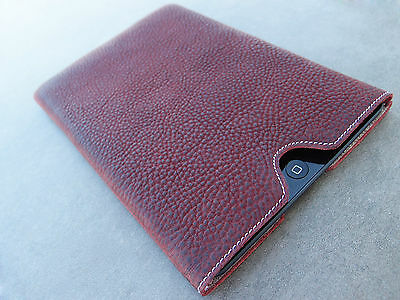 Sony Xperia Tablet Z2 Leather Bag DESIRED ENGRAVING Sleeve Case Wallet Cover