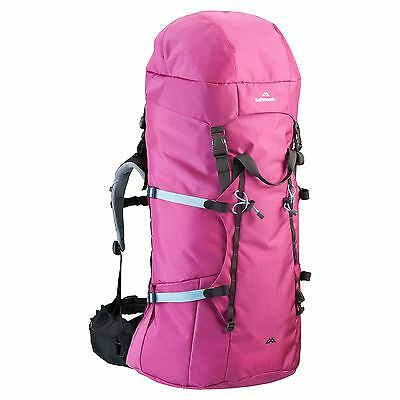 Kathmandu Vardo gridTECH Women's 75L Hiking Travel Backpack with Daypack v2