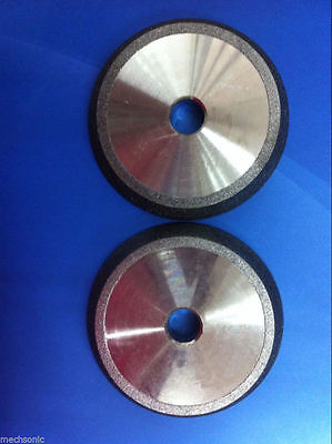 CBN Diamond Grinding wheel for white steel and high speed steel material AU1