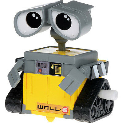 MOVIN' MOVIN' M-01 Wall-E DISNEY PIXAR DUAL ACTION WIND UP FIGURE NEW