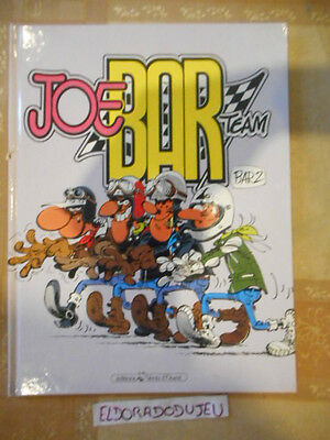 Eldoradodujeu > Bd - Joe Bar Team Bar2 - Vents D'ouest Eo 1990 Be-