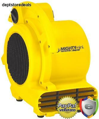 Blower Air Mover Carpet Floor Dryer Wet Dry Vac Fan Home Industrial Power Cord
