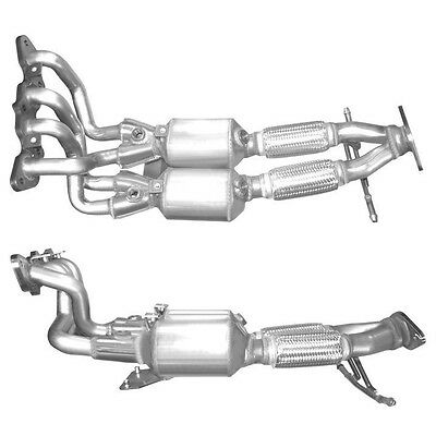 Bm91483H Approved Petrol Exhaust Manifold Cat Catalytic Converter -  Oe Quality