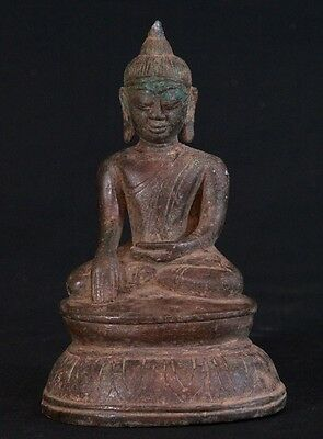 Antique bronze Ava Buddha statue for sale | Antique Buddha Statues