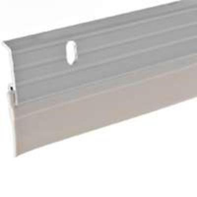 Frost King A59/36 Standard Aluminum And Vinyl Door Sweep 1-5/8 by 36, Silver
